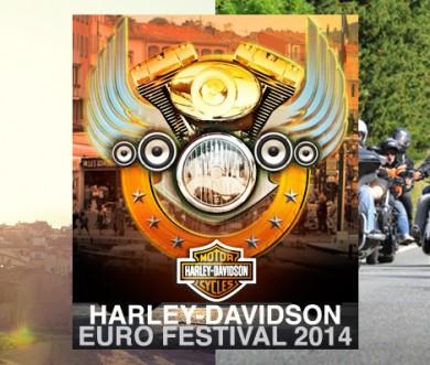 Harley-Davidson Euro Festival 2014 | St Tropez