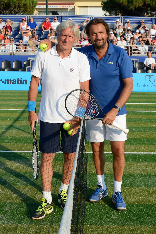 Classic Tennis Tour St Tropez FTP+Bob MoranNO CREDIT/