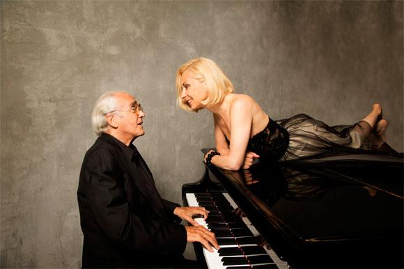 Concert 15 Août à la Citadelle_ Nathalie Dessay et Michel Legrand