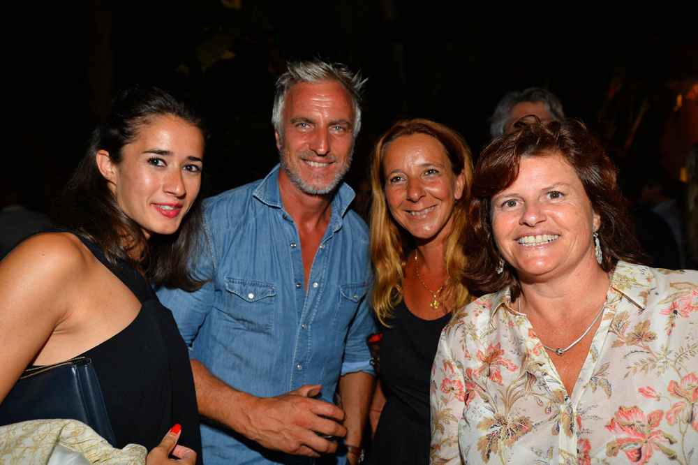 Saint-Tropez Classic Tennis Tour 2015 - Magnifique soirée à l'hôtel Pan Dei Palais avec David Ginola