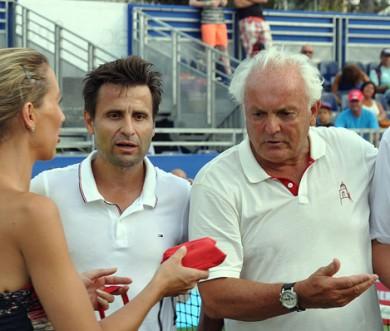 Noreve partenaire du Saint-Tropez Classic Tennis Tour 2015