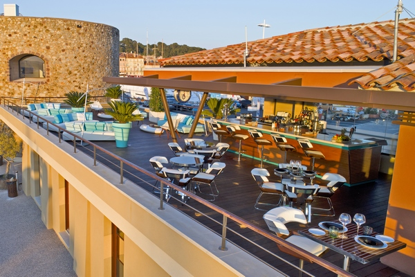 Saint-Tropez Lounge Club & Noreve : une collaboration de prestige