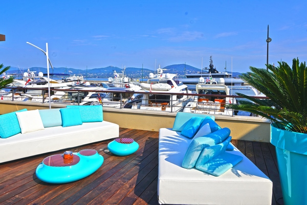 Saint-Tropez Lounge Club & Noreve : a prestigious collaboration