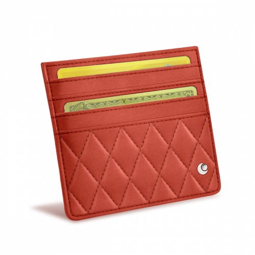 Anti-RFID Card holder with 4 slots by Noreve