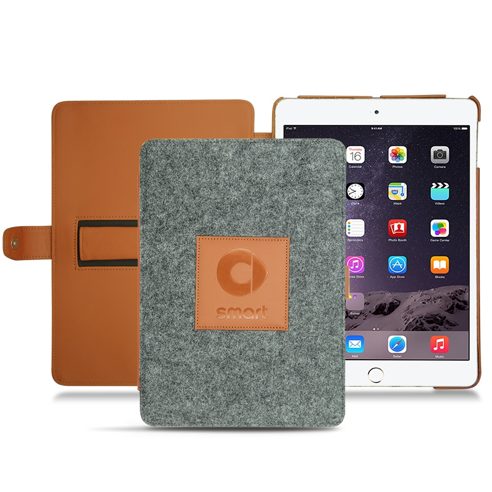 iPad cases designed by Noreve for Smart